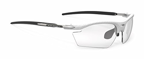 Rudy Project Rydon White Carbonium Frame With ImpactX Photochromic 2Black - Rudy Sunglasses