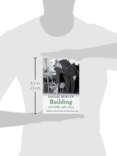 Building: Letters 1960-1975