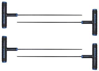 product image for Ball End Hex Key, Tip Size 2.5mm, PK4