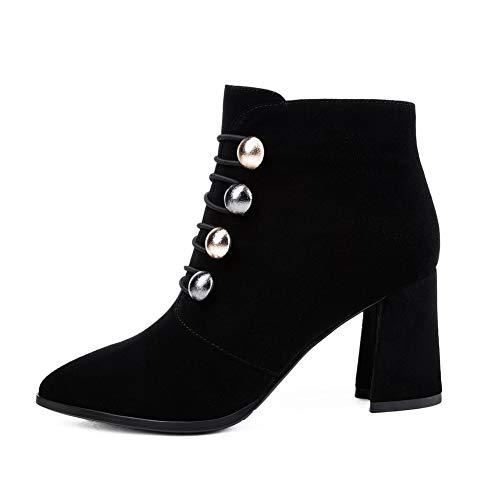 Noir 5 Eu Sandales Femme 36 Balamasa Noir Abm13528 Compensées R7wXq
