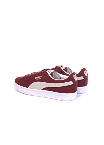 Puma Adulte Classic Mixte Basses Bordeaux Baskets Suede SSPwqOB6