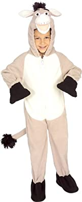 Shrek Childs Deluxe Costume Donkey Costume by Rubies