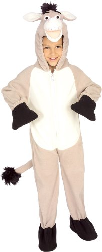 Shrek Donkey Kids Costumes (Shrek Child's Deluxe Costume, Donkey Costume)