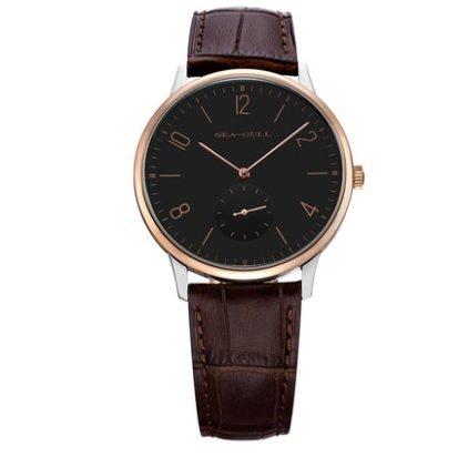 シーガル SEA‐GULL  メンズ カレンダー 手巻き 腕時計 05(並行輸入品) B01H23XNA6