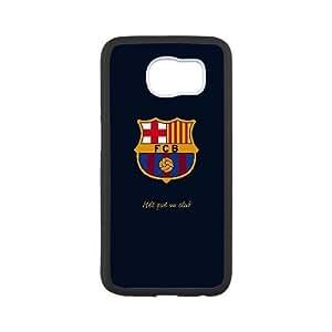 Samsung Galaxy S6 Cell Phone Case Black Barcelona_003