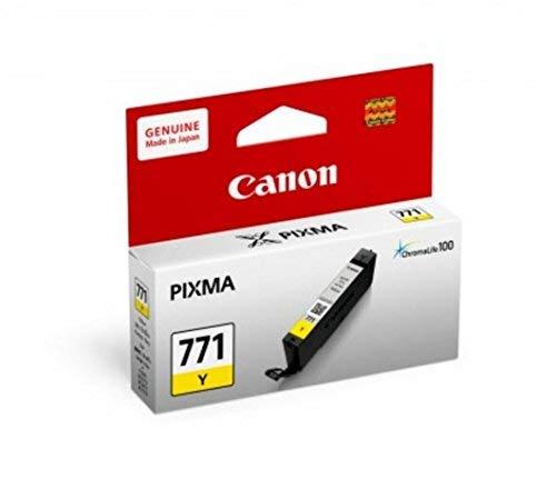 Canon CLI 771 Y in Ink Cartridge  Yellow