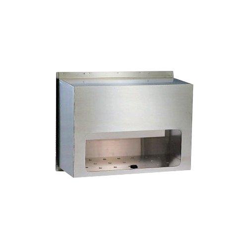 ハッピー金属工業 内掛け HSK ハッピーポスト ファミール NO670 ヘアーライン仕上げ B003LX808W 10790