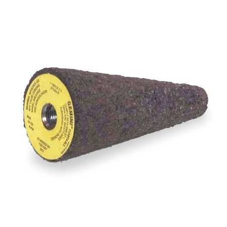 Grinding Cone w/Square Tip, 1-1/2 in, PK10 by Norton Abrasives - St. Gobain (Image #1)