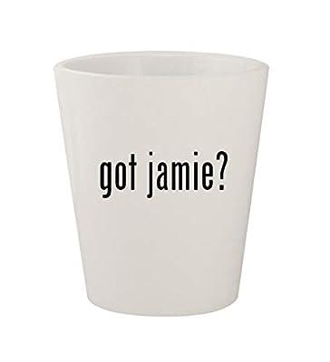 got jamie? - Ceramic White 1.5oz Shot Glass