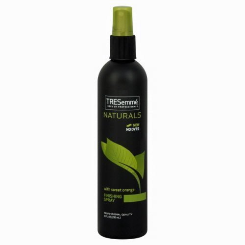 Tresemme Naturals Finishing Spray, with Sweet Orange 10 Fl O
