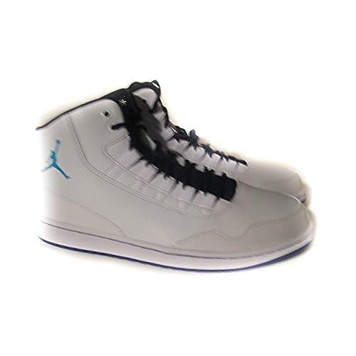 super popular 5e8a8 b76ed Nike Men s Jordan Executive Ankle-High Leather Basketball Shoe 50%OFF