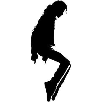 Amazon.com: Michael Jackson Silhouette Car Decal Window ...