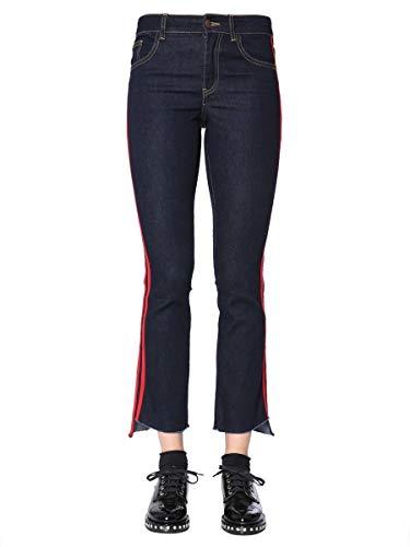 Cotone Jovonna Donna Jeans London Blu Pepitablue qwwCHxrf