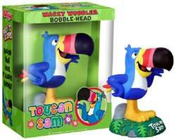 - Funko Wacky Wobbler Bobble-Head Kellogg's Toucan Sam