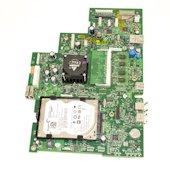 Work flow Formatter board - with HDD - LJ Flow M525 series by HP