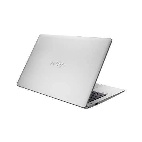 AVITA Cosmos NS14A1IN502P 14-inch Laptop (7th Gen Core i5-7Y54/8GB/256GB SSD/Windows 10/Intel HD 615 Graphics), Cloud Silver