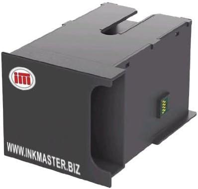Epson WP4000/WP5000 Series Maintenance Box, Black, Genuine, Amazon Dash Replenishment Ready: Amazon.co.uk: Electronics