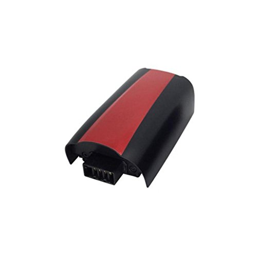 [Parrot Accessory] Rechargeable Lipo Battery high capacity 3100mAh 11.1V For Parrot Bebop 2 Drone (Black) by Dacawin