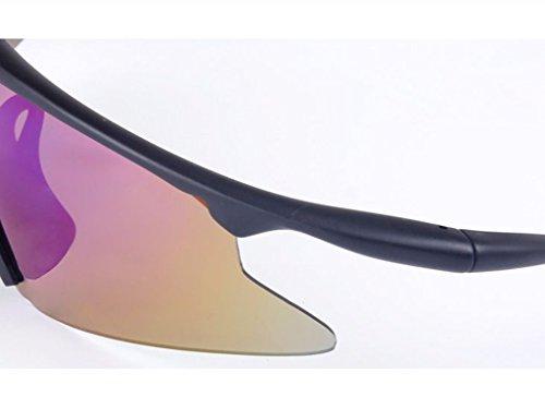 Aili De Montar Sol D De De Gafas Bicicleta Sol De Protección Polarizadas De Gafas C Bicicleta Gafas UV Gafas Gafas Ciclismo De rwqrzna71X