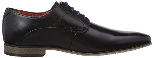 Mens 311377341100 Classic Boots, Blue Bugatti