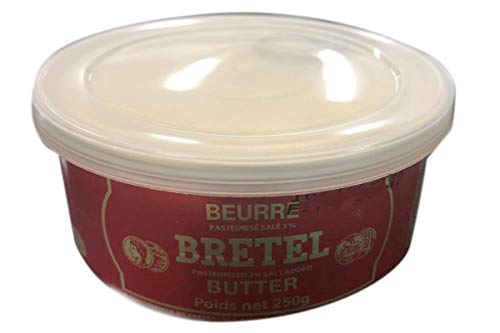 Bretel Butter - 250g (Pack of 30) by Beurre (Image #1)