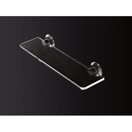 Plexiglass 28 Inch Bath Bathroom Shelf L114 C