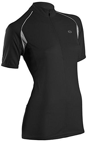 Sugoi Women's Neo Jersey, Black, Medium