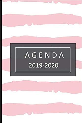 agenda: lindo planificador 2019-2020 del 1 de julio del 2019 ...