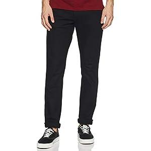 blackberrys Men's Skinny Fit Casual Trousers