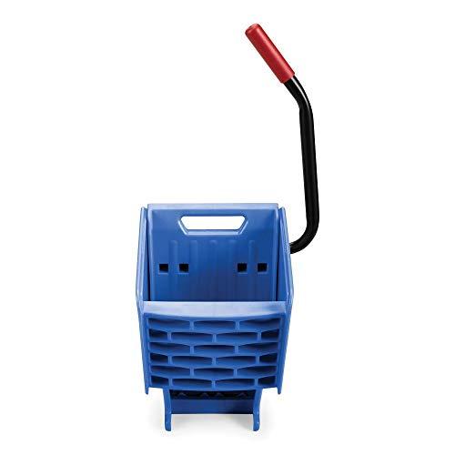 Rubbermaid Commercial Side Press Mop Wringer, Blue, FG612788BLUE