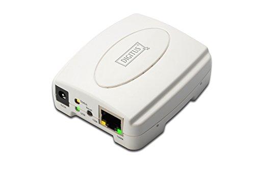Assmann DN-13003-1 Digitus Fast Ethernet Print Server USB 2.0