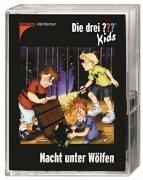 Die drei Fragezeichen-Kids, Nacht unter Wölfen, 1 Cassette Hörkassette – 2004 Ulf Blanck Nacht unter Wölfen Kosmos (Franckh-Kosmos) 3440099598