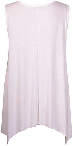 Purple Camiseta Para Hanger Mujer Crema R7rRwfF
