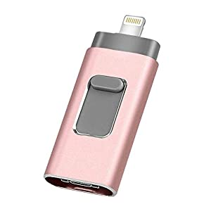 USB Flash Drives iPhone 128GB Jump Drives by Albert Hill