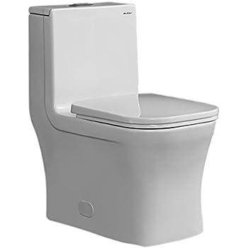 Eago Tb353 Dual Flush Eco Friendly Ceramic Toilet 1 Piece