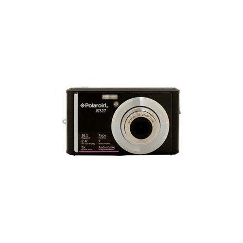 Polaroid Digital Still Camera 16.1MP with 2-Inch LCD - Black (IS326-BLK-SOL)
