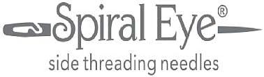 Spiral Eye Needles Set of 3 SE-6