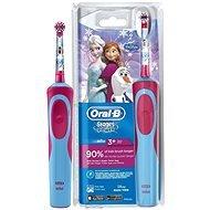 Oral-B Disney Frozen cepillo de dientes electrico 0 W, 0 Decibeles, Azul