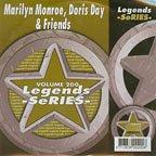 Marilyn Monroe, Doris Day & Friends Karaoke Disc - Legends Series CDG VOL 200 (UK Import)