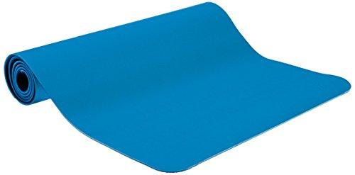 PrAna E.C.O. Yoga Mat, Danube Blue, One Size
