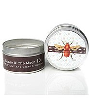 TOKYOMILK Crushed And Distilled Tin Travel Candle, Honey & The Moon - is a symbol of luxuriousness releases cool, health-reinforcing soy into the air make a pleasant atmosphere - living-room-decor, living-room, candles - 31A5SCPzCfL -
