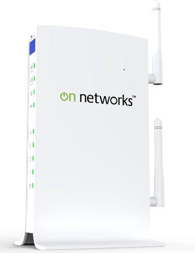 On Networks N300RMB-199GRS Router mit DSL Modem (WiFi, RJ-45, Annex-B - nur für DE geeignet)