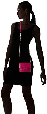 Ivanka Trump Mara Mini Shoulder Cerise