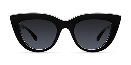 de All Karoo Gafas Unisexo polarizadas Meller sol Black UV400 TX5vww