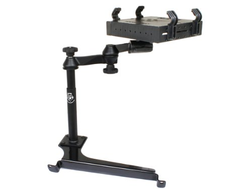 RAM Mounting Systems RAM-VB-167-SW1 No-Drill Vehicle Laptop Computer Mount for Ford Fusion (2006-2012), Lincoln MKZ (2007-2010), Mercury Milan (2006-2010) by RAM