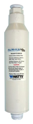 Watts FP12GE-RV Exterior Inline Water Filter by Watts Water Technologies