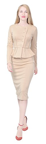 Marycrafts Womens Formal Office Business