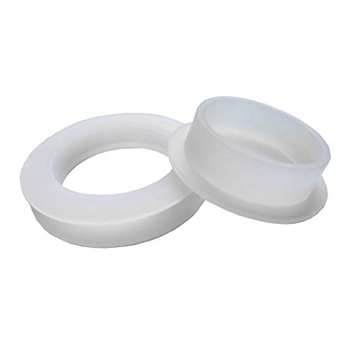 Bettli 1 Count Patio Table Umbrella Hole Ring Plug Cover and Cap for Table Set, 1-1/2 Inch