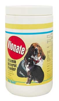 Miracle Care Vionate Vitamin Mineral Powder, 8-Ounce, My Pet Supplies