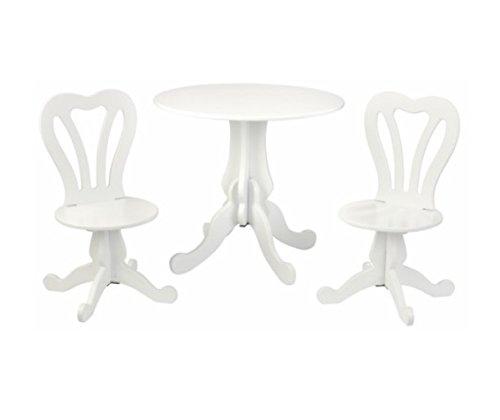 KidKraft Parlor Table and 2-Chair Set